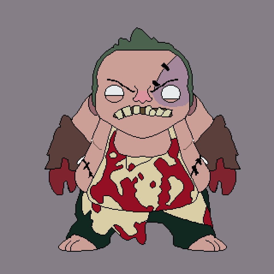 pudge sin sombras